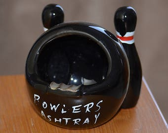 Bowlers Ashtray