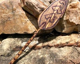Handcrafted Moana Oar