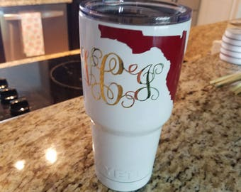 Personalized insulated cups