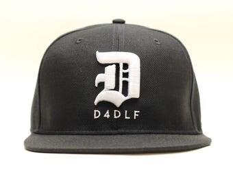 D4DLF Dad Life Snapback Hat
