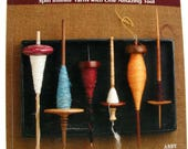 Spinning Books, How to Spin Book , Respect the Spindle by Abby Franquemont