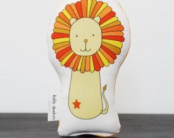 Mini Lion Plush Toy