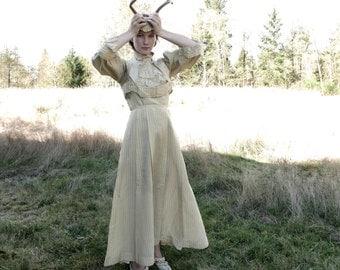 Civil War Era 1860s Dress Size XS