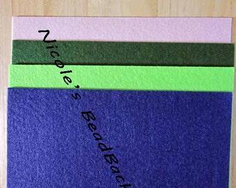 Bead Backing Nicole's BeadBacking Beading Foundation Bead Fabric Art Craft Supplies  Textile 12x9