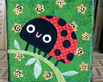 Little Baby Ladybug
