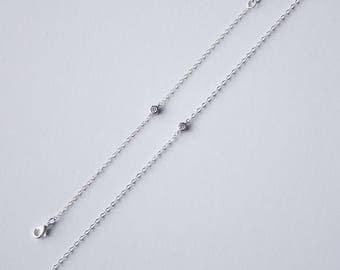 Crystal Necklace Crystal Choker Necklace