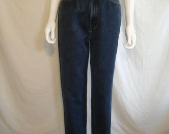90s Levis 521 Tapered Fit Tapered Leg  10 SHT   Jeans     waist W 29