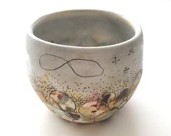 Landscape Tea Bowl