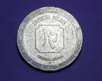 Imperial Palace Las Vegas 1 Dollar Token
