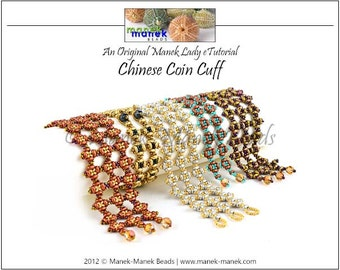 eTUTORIAL Chinese Coin Cuff