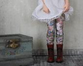 Jardin and Papillon Blythe Doll Socks