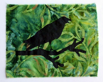crow patch