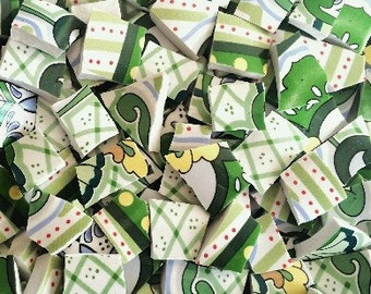 Mosaic Tiles--Waltzing Matilda 84 pieces.  Ready to Rock your Mosaic
