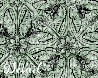 Digital Download, Butterfly design Wallpaper Background Pattern, Iron on Transfer, DigiStamp, transparent png
