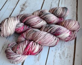 Shabby Chic - SW merino Worsted Weight, 218 yards, 100g yarn