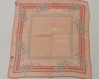 Early Anne Klein Scarf 100% Silk