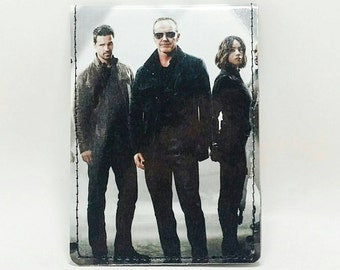 Sewn Comic Book Wallet -Marvel's Agents of SHIELD - Agent Coulson