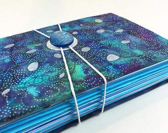 CUSTOM Order Journal: You Choose Size, Papers & Colour