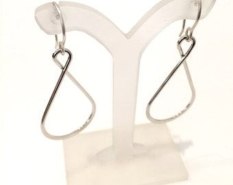 Sophia Silver earrings