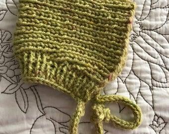 Preemie Newborn Baby Hat  Pixie Bonnet