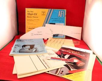Vintage Magic-Fit AFI Designing by Dusan Master Pattern in Original Box