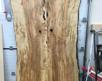 More wood slab inventory