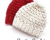 Bun Hat // Ponytail hat // Gifts for her// Messy Bun hat // Cranberry // Running hat // Cream