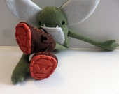 Kids Toys Plush Stuffed Monster goblin troll fairy elf doll Weeglin plushplex