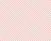 """ON SALE Penny Rose Fabrics """"Bunnies and Cream"""" Pink Gingham"""