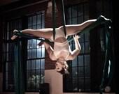 Sequin Circus Costume, Sequin Leotard, Aerial Costume, Made to Order
