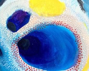 Art, wall art, new brow, original painting, abstract painting, abstract art, abstract wall art, gine art, fine art painting, small art