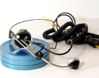 Western Electric Type 52 Telephone Headset -  Bell System