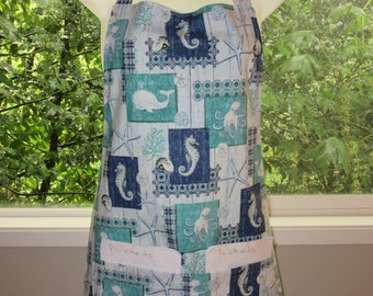 Womens Aprons - Aprons For Women - Sea Life Showcase