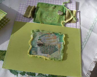 Anniversary Gift Cash Holder For Daughter, Gift Card Holder, Money Holder, Money Envelope, Card Holder, Spring Launch Green