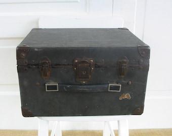 Black suitcase   Etsy