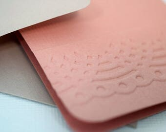 Mini Cards / Thank You Cards / Favor Cards / Embossed Cards / Cards with Envelopes / Bridal Cards / Gift Cards / Blank Cards / mad4plaid