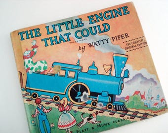 Little Engine that Could - 1961 - hardback edition