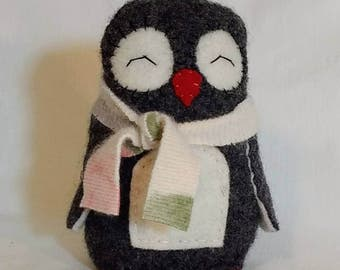 Lost Penguin, needs new home