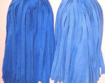 Rug Hooking Wool 60 Strips Sky Blue Number 8 New Dorr Wool Artisan Wools Hand Dyed
