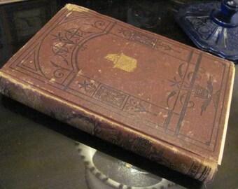 Antique Book Shaksphere Raceoies Lithograph Epherma