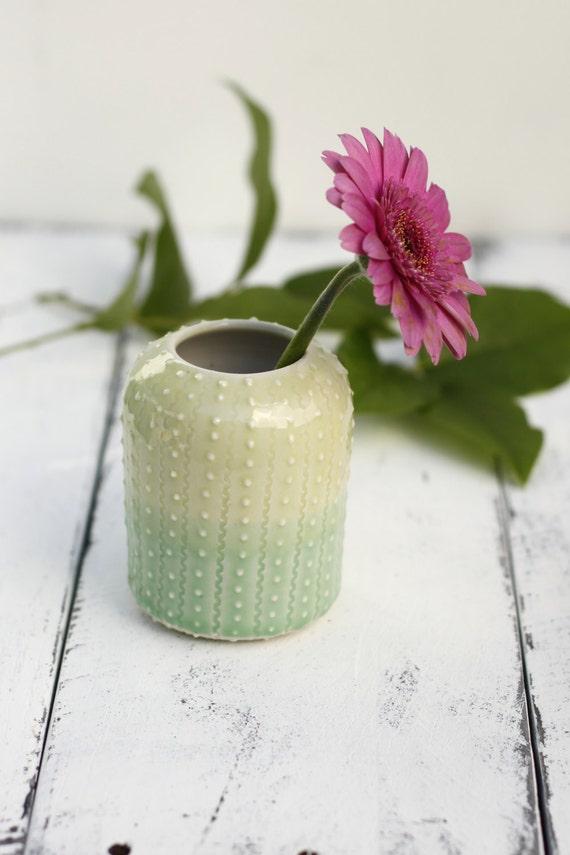 cactus flower vase