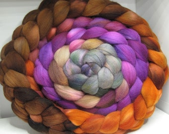 Merino 15.5 Roving Combed Top 8oz - Castle Stairs