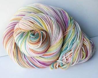 Hand Dyed - Worsted Weight Yarn - Superwash Merino Wool - Ready to Ship!