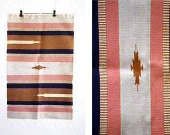 Aztec Inspired Boho Lightweight Home Decor Style Floor Rug