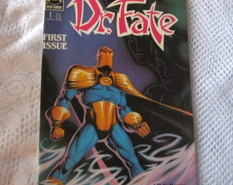 1988 DC Comic Book - The Return of Dr. Fate - First Issue - Mint Condition