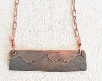 Teton Necklace