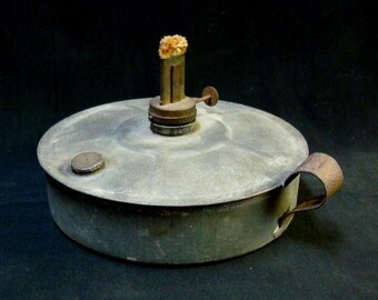 CANTEEN OIL LAMP
