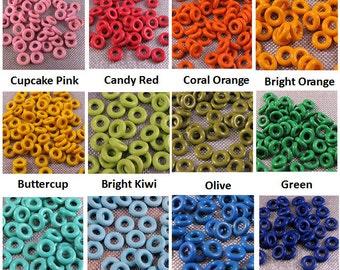 6mm Rubber Orings (EPDM) - choose color