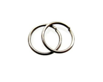 Titanium Small Hoop Earrings Perfect Size for Ear Lobe 20Gauge 10mm