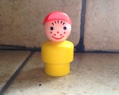 Freckle Faced Little Boy Little People by Fisher Price